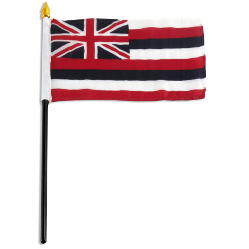 Hawaii flag 4 x 6 inch
