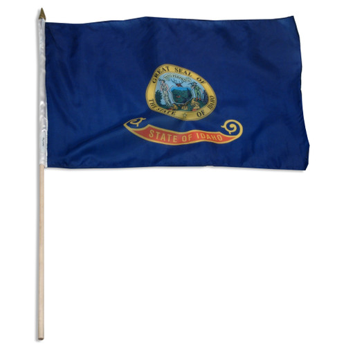 Idaho flag 12 x 18 inch