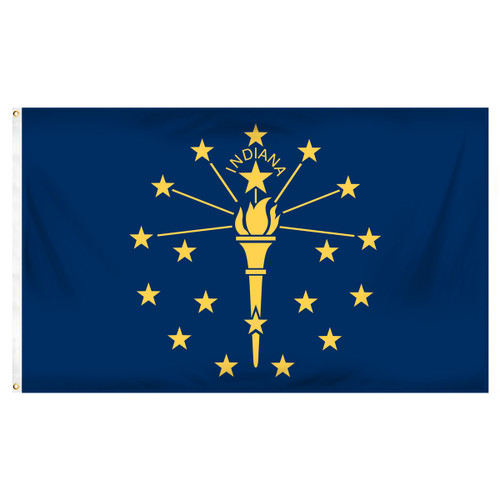 Indiana 5ft x 8ft SpectraPro Flag
