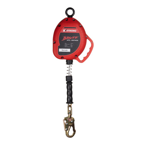 K-Strong Dual 6ft Micron SRL with Rebar Hooks and Connector