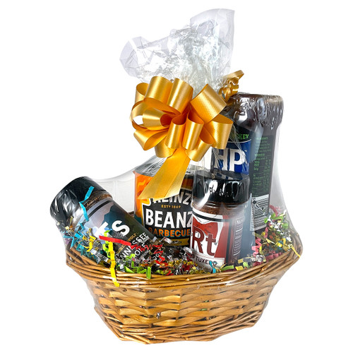 Grill Dad's BBQ Gift Basket