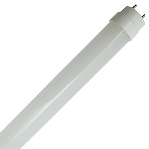 Case of 20 - T8 LED 4ft. Glass Tube - 18 Watt - 2150 Lumens - Type A Ballast Compatible - GE