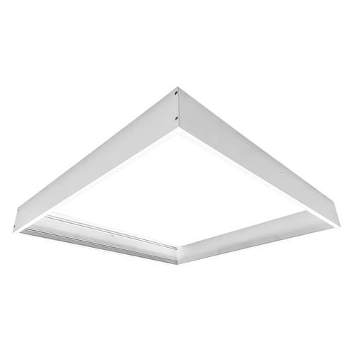 LED 2x2 Flat Panel Surface Mount Kit by Euri Lighting