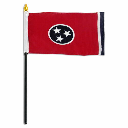 Tennessee flag 4 x 6 inch