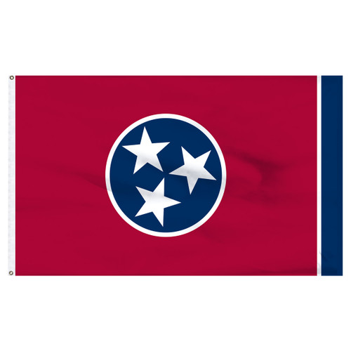 Tennessee Flag 5 x 8 Feet Nylon