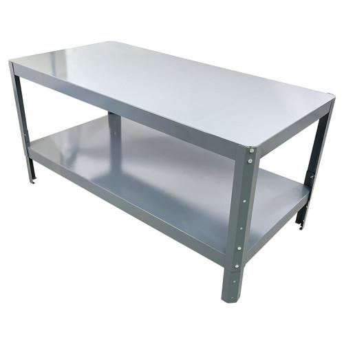 Edsal 48 x 24 x 18 Multi-Purpose Work Table - WT244818