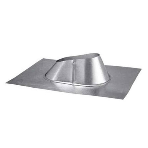 6'' DuraVent B Vent Oval Adjustable Roof