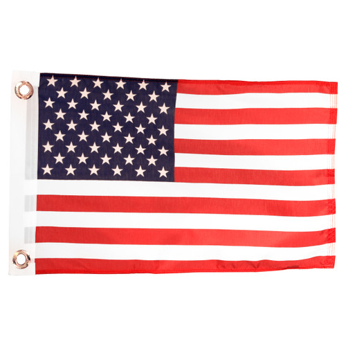 US Flag 12 x 18in Printed Polyester