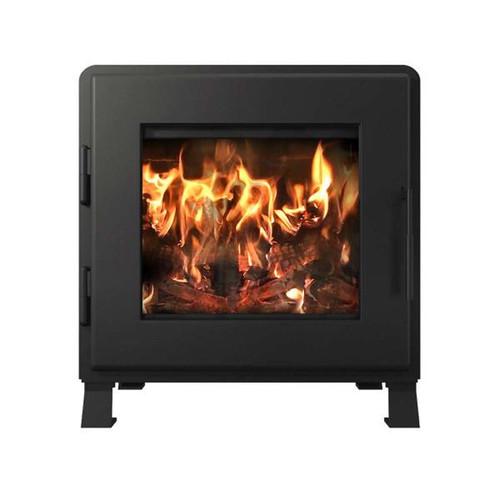 Nova 2 Wood Burning Stove- Black