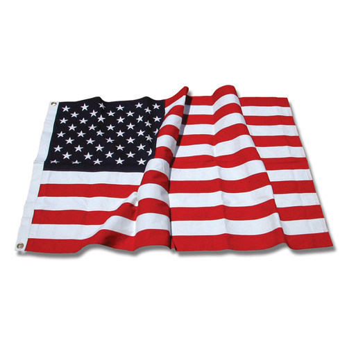 American Flag 3ft x 5ft Sewn Cotton - Online Stores, Inc. Brand