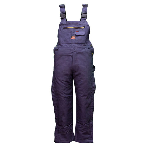 KEY Industries Flame Resistant Insulated Duck Bib Overall - 287