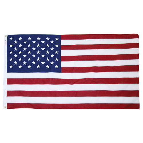 American Flag 5ft x 9.5ft Cotton Best Brand by Valley Forge