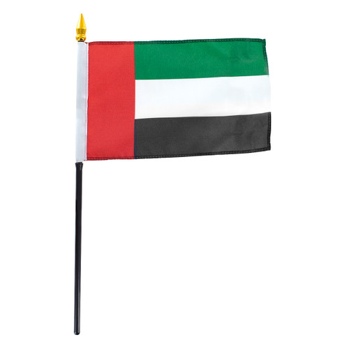 United Arab Emirates flag 4 x 6 inch