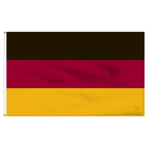 Germany 5ft x 8ft Nylon Flag