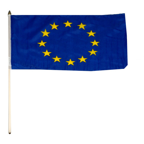 European Union Flag 12 x 18 inch