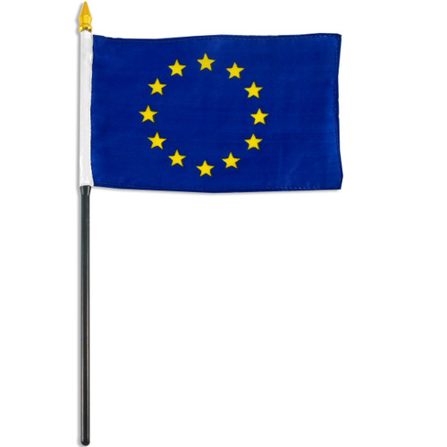 European Union flag 4 x 6 inch