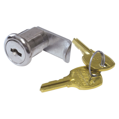 Cylinder Lock with Keys for Cleat Box