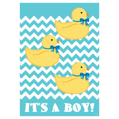 Special Occasions Banner Flag - It's a Boy