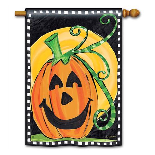 Halloween Banner Flag - Halloween is Here!