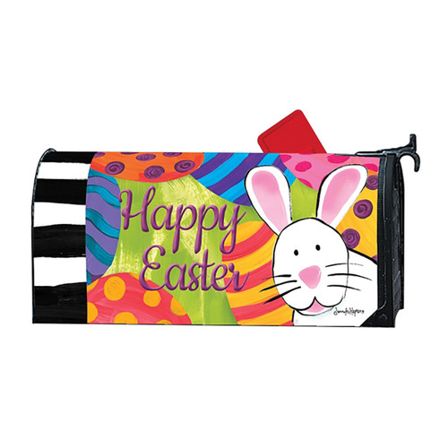 Magnetic Mailbox Cover - Time to Hide the Eggs