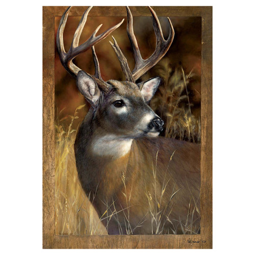 Everyday Garden Flag - Trophy Buck