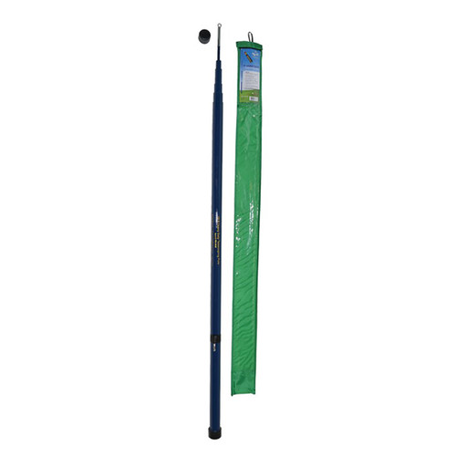 Heavy Duty Telescoping Windsock Pole - 19ft