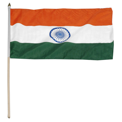 India flag 12 x 18 inch