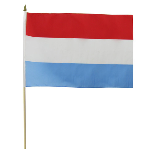Luxembourg flag 12 x 18 inch