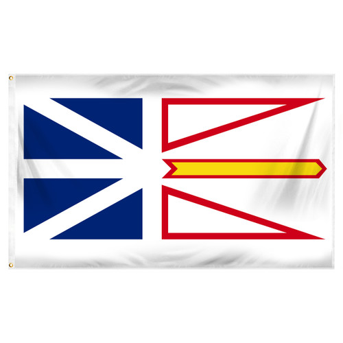 Newfoundland - Canada - 3ft x 5ft Feet Printed Polyester Flag