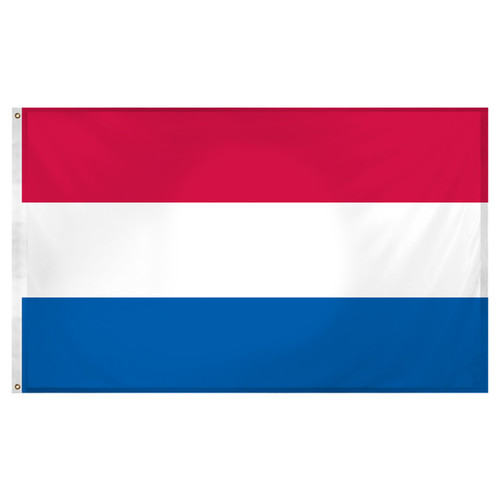 Netherlands 3ft x 5ft Printed Polyester Flag