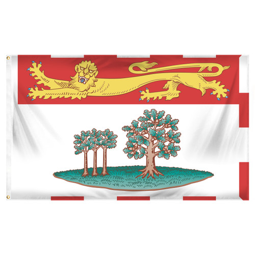 Prince Edward Island Canada 3ft x 5ft Printed Polyester Flag