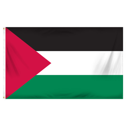 Palestine 3ft x 5ft Printed Polyester Flag