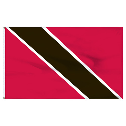Trinidad & Tobago 5ft x 8ft Nylon Flag