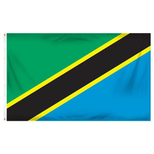 Tanzania 3ft x 5ft Printed Polyester