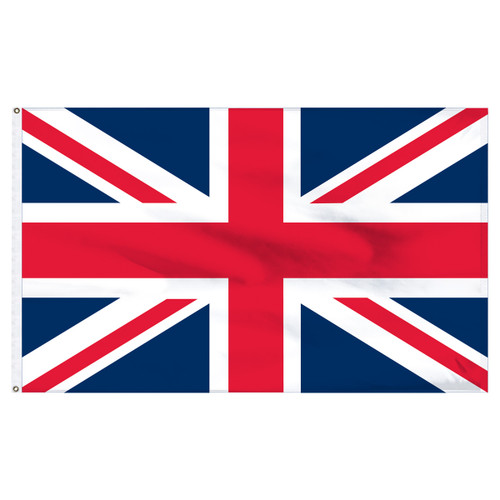 United Kingdom - Great Britain 6x10 Nylon Flag