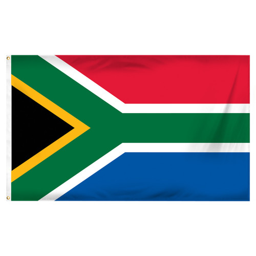 South Africa 3ft x 5ft Printed Polyester Flag