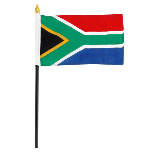 South Africa flag 4 x 6 inch