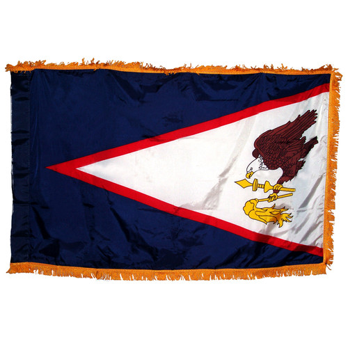 American Samoa Flag 3ft x 5ft Nylon Indoor