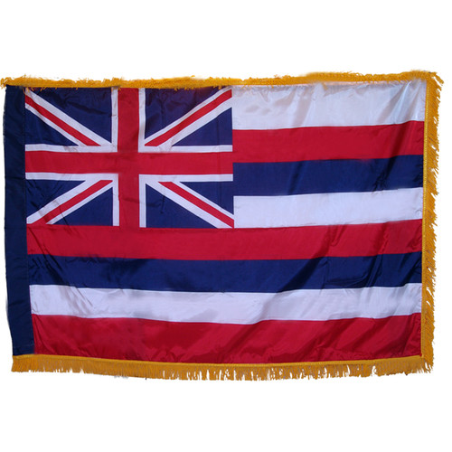 Hawaii Flag 3ft x 5ft Nylon Indoor