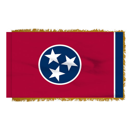 Tennessee 4' x 6' Indoor Nylon Flag