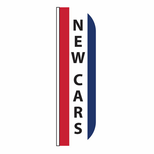 New Cars Message Flutter Flag