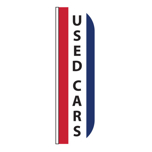 Used Cars Message Flutter Flag