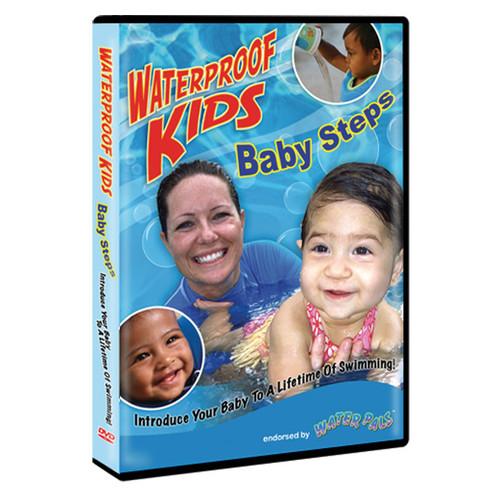 Baby Steps Learn to Swim DVD