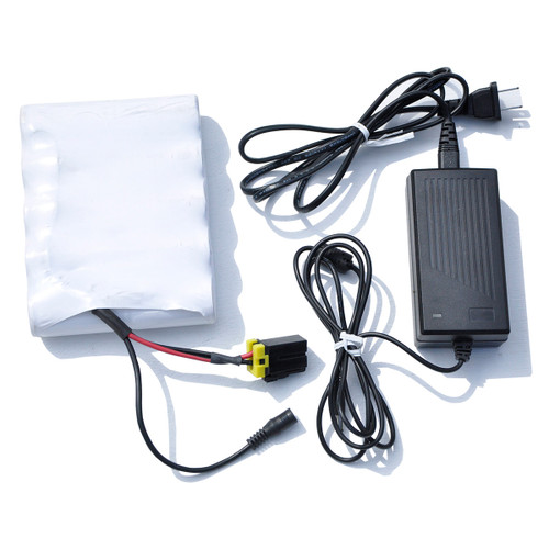 Solstice Ni-MH Battery Pack and Charger
