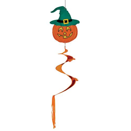 "Jack O' Lantern Twister Tail - 42"""