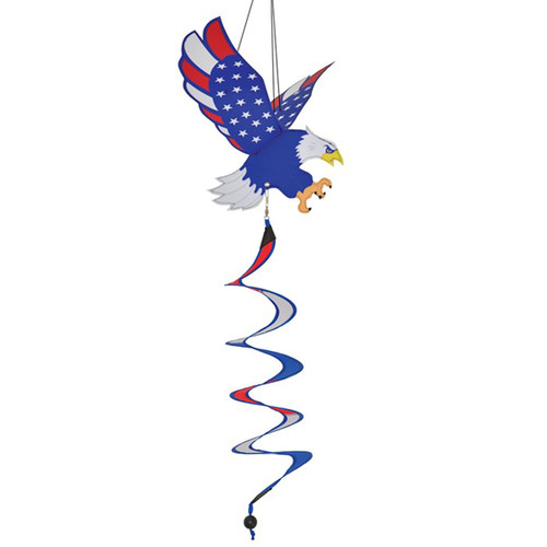 Patriot Eagle Theme Twister - 29""