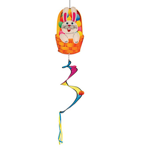 """Easter Bunny Twister Tail - 42"""""""