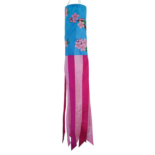 Cherry Blossom Windsock - 40""