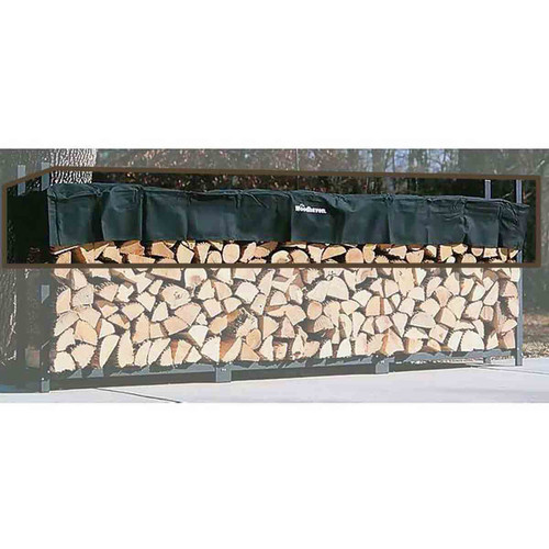 144'' Replacement Woodhaven Firewood Rack Cover