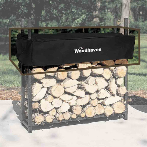 36'' Replacement Woodhaven Firewood Rack Cover